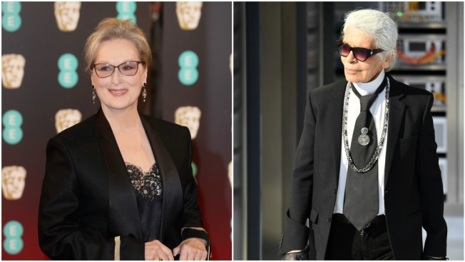 Dressgate: Karl Lagerfeld Claims Meryl Streep Wanted to Get Paid to Wear Chanel to the 2017 Oscars