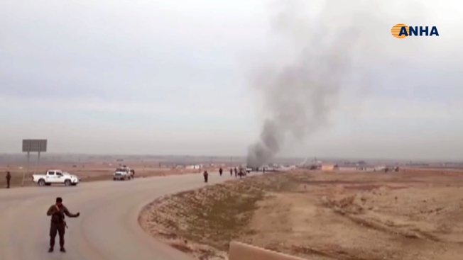 Islamic State Targets US Convoy in Northeast Syria