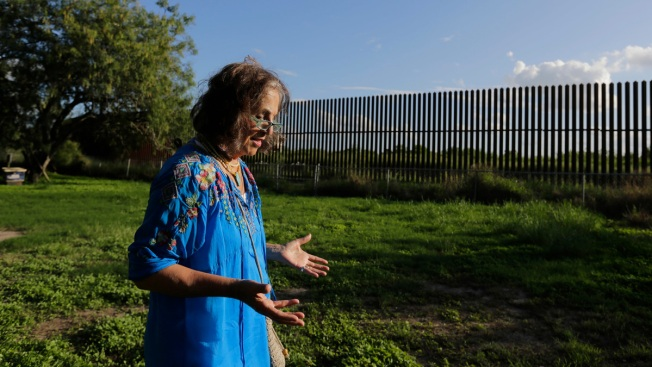 As Wall Looms, US Moves to Settle Border Fence Land Cases