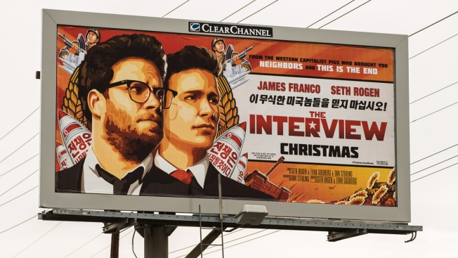 "Two Connecticut Theaters Showing ""The Interview"" on Christmas Day"