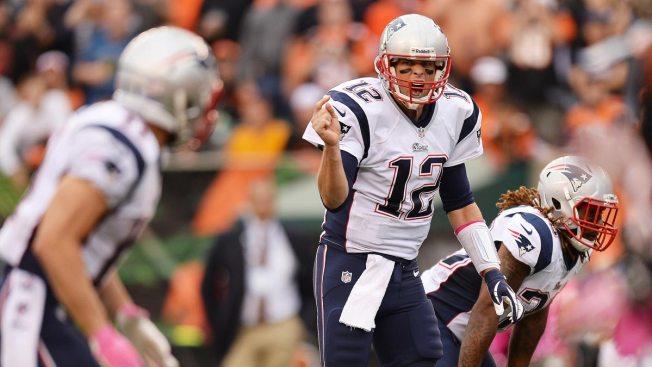 Brady Knows Pats Need to Score More