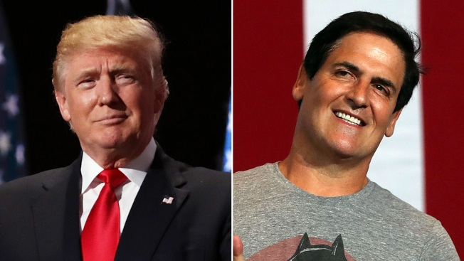 Mark Cuban Offers Donald Trump $10M For One-on-One Interview