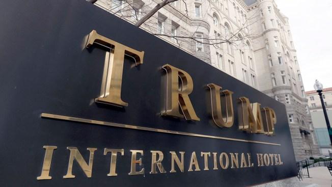 Judge Tosses Emoluments Clause Lawsuit Against Trump Over Business Ties