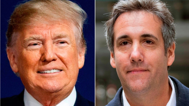 Legal Implications for Trump or Cohen Unclear on Secret Tape