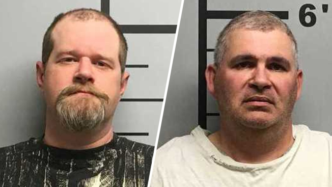 2 Men in Bulletproof Vests Arrested for Shooting Each Other