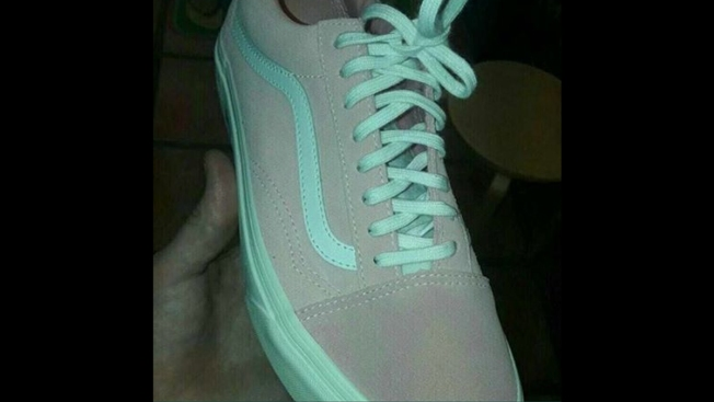 People Can't Decide What Color This Sneaker Is