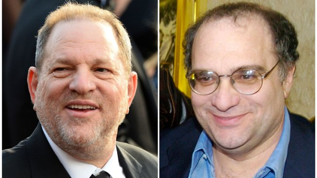 Showrunner Alleges Sexual Harassment by Bob Weinstein