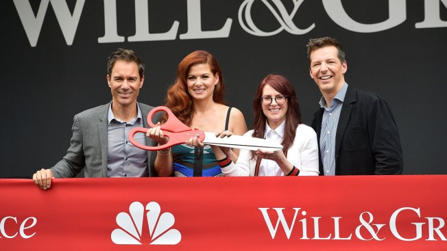 Here's How Will & Grace Handles That Twist From the 2006 Series Finale