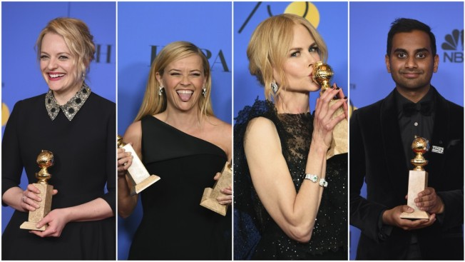 And the Golden Globe Goes to: 2018 Winners List