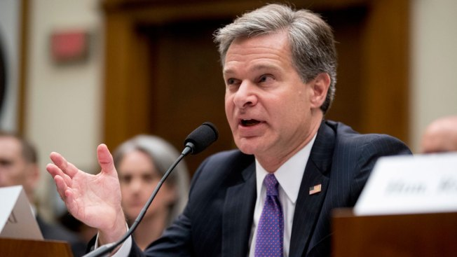 FBI Director Wray Hints He Considered Resigning, Restates Belief in Russian Election Meddling