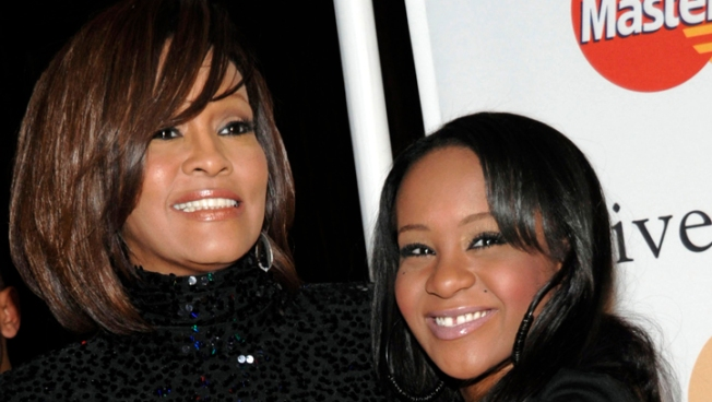Whitney Houston's Family Gets Its Own Reality Show