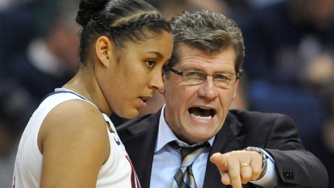UConn Women Beat No. 3 Stanford