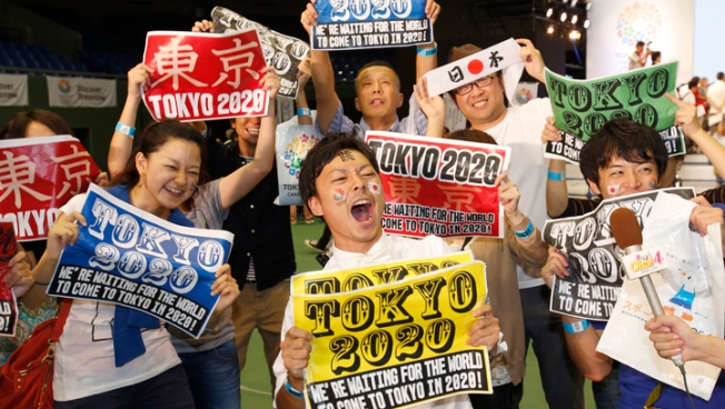 Tokyo Wins Vote to Host 2020 Summer Olympics