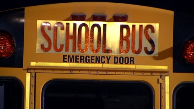 2 Injured in Plainfield Crash Involving Cars, School Bus