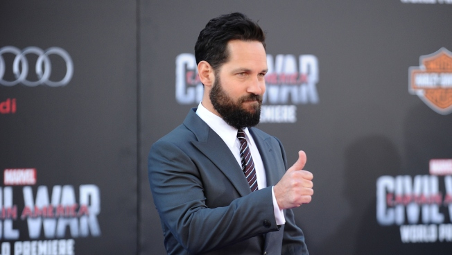 Paul Rudd is the Hasty Pudding Man of the Year
