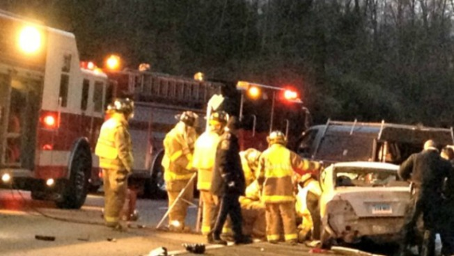 Driver Killed on  I-691 in Southington