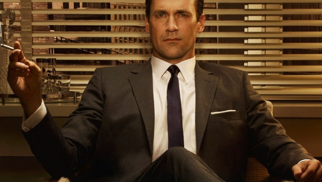 """Life and Death for """"Mad Men"""""""