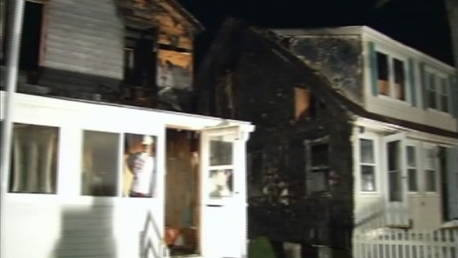 Cottage Destroyed, Another Damaged in Fire