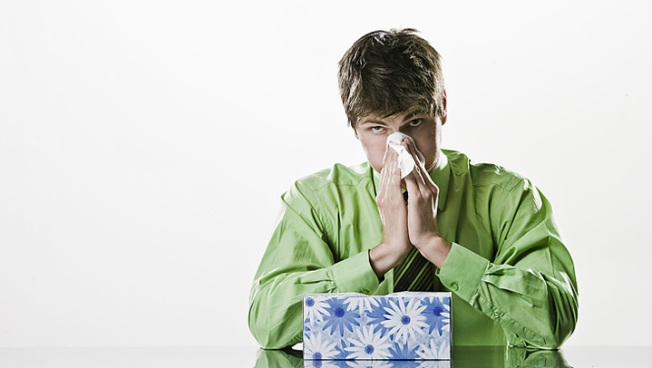 Flu Prompts Visitor Restrictions at Backus
