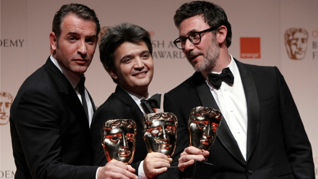 'The Artist' Named Best Picture at UK Film Awards