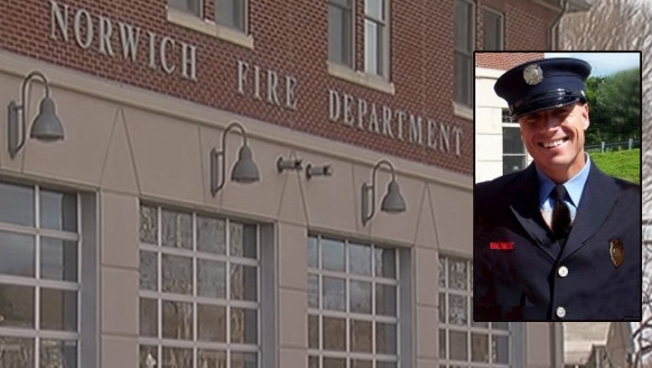 Man Pleads Guilty in 2012 Crash That Killed Norwich Firefighter