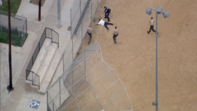 Car Chase Prompts Lockdown at Cal State Fullerton Campus