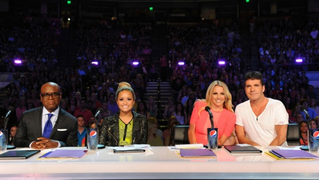 """X Factor"": Simon Cowell Promises a Britney Spears You've Never Seen Before"