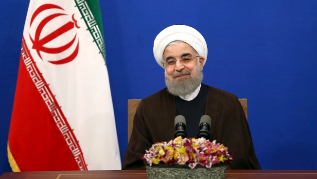 Rouhani re-elected Iranian president comfortably