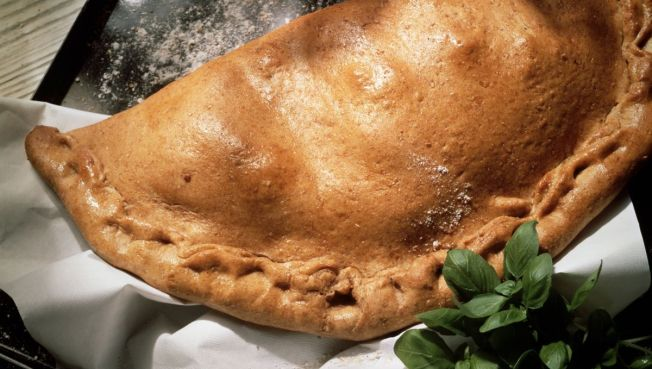 Robbers Steal Cash, Calzone from Delivery Man