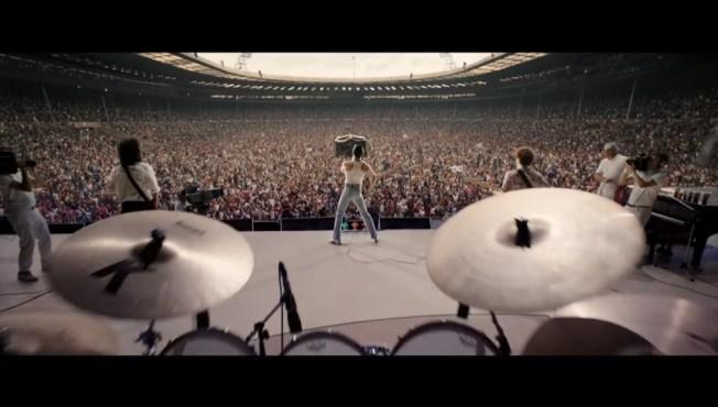 'Bohemian Rhapsody' Tops the Weekend Box Office With $50 Million