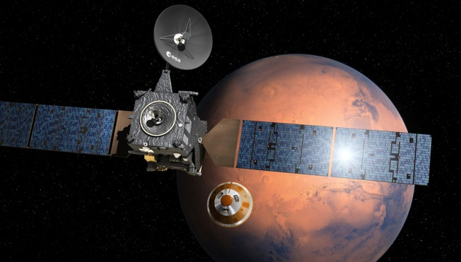 It's not looking good for Europe's mission to Mars