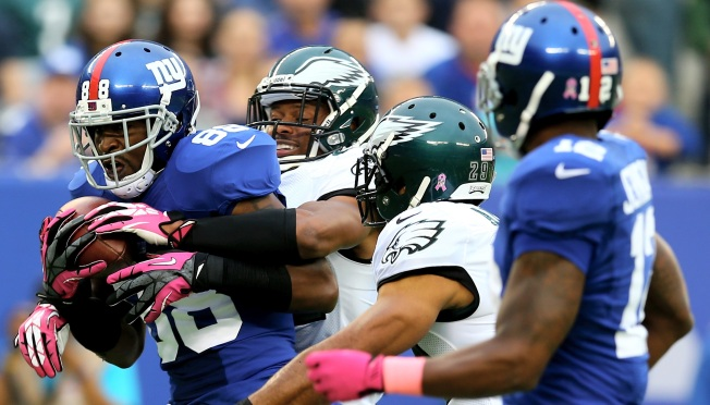 Giants Well-Positioned No Matter How They Proceed With Hakeem Nicks