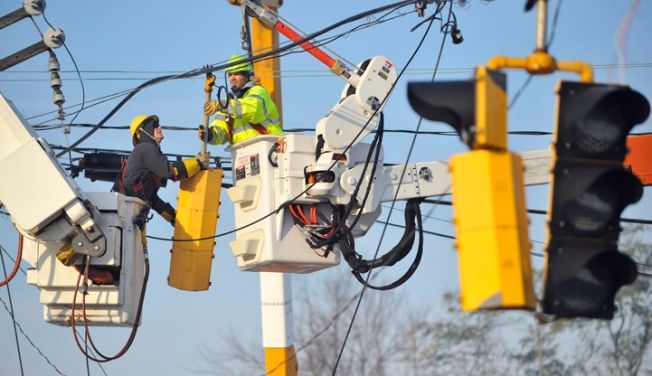 Power Out for More than 37,000