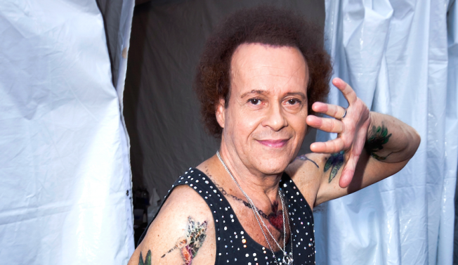 Richard Simmons Breaks Silence: 'I Am Not Transitioning'