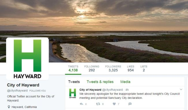 California City Apologizes for 'Taco Bout It' Tweet
