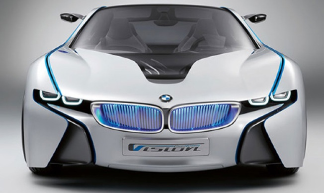 BMW Unveils Plug-in Diesel Hybrid Supercar