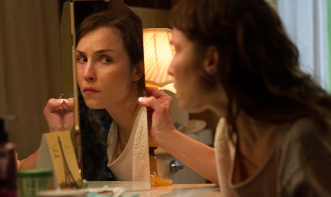 """Noomie Rapace Muses on """"Dead Man Down"""""""