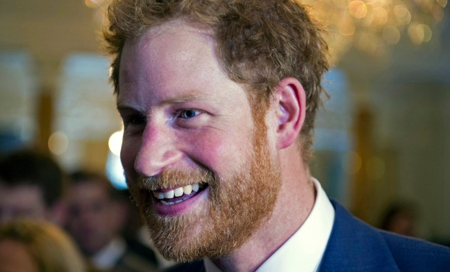 Prince Harry Takes HIV Test Live on Facebook — and He's Negative