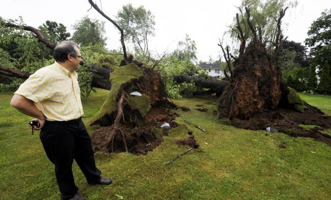Bridgeport Responds to Tornado Threat