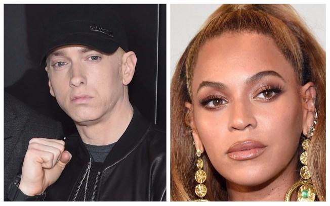 Rapper Eminem Enlists Beyoncé for His New Single