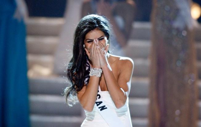 Arab-American Crowned Miss USA