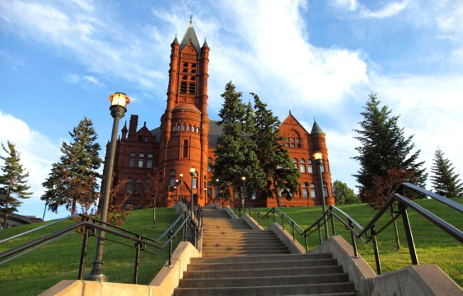 Syracuse Frat Suspended Over Racist, Homophobic Videos
