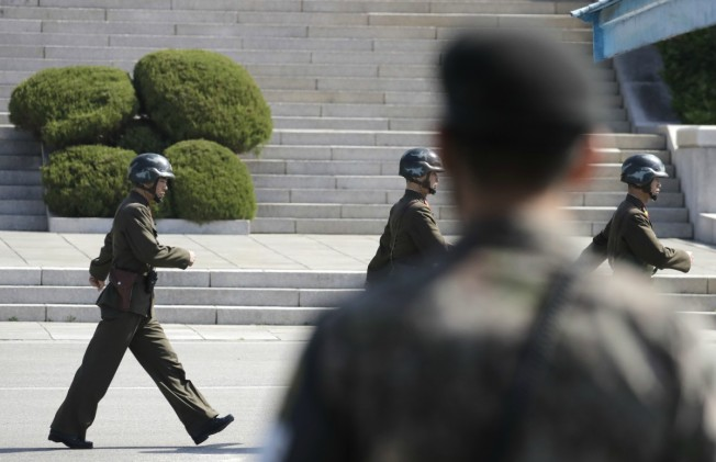 Venue for Koreas Summit a Symbol of Division