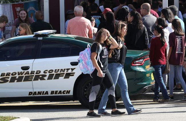 Locked Doors, Wasp Spray and Fear: Teachers Describe What's Changed in Parkland's Aftermath