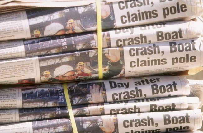 Extra! Extra!  Help Save the Newspapers!