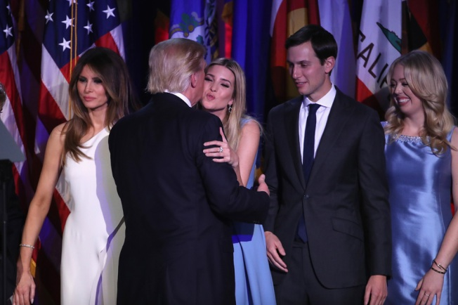 How Trump Could Put Son-in-law at the Heart of His White House