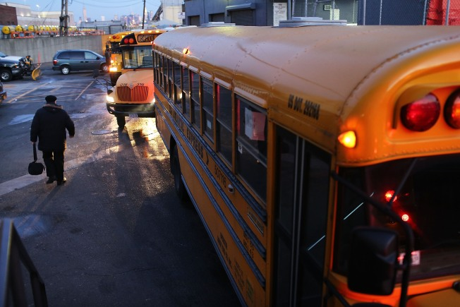 Teen Back in Jail After Driving School Stolen School Bus Home: Cops