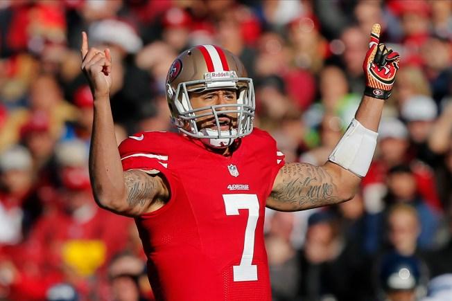 49ers' Colin Kaepernick Slams TMZ Report