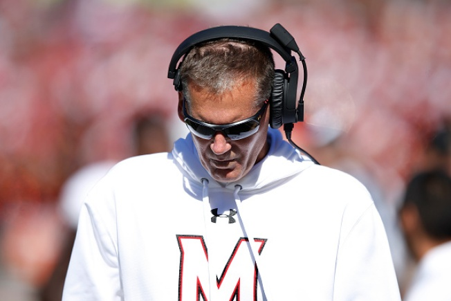 Randy Edsall Out as Head Football Coach at University of Maryland