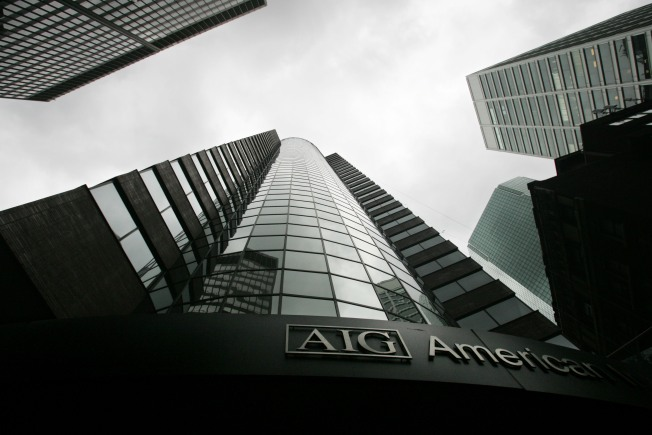 "AIG's ""Outrageous,"" But Legal,  $100 Million Payday"
